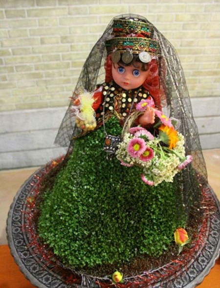مدل سبزه عید نوروز 95 تصاویر
