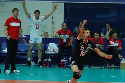 ایران روسیه والیبال رزرو بلیط بازی و