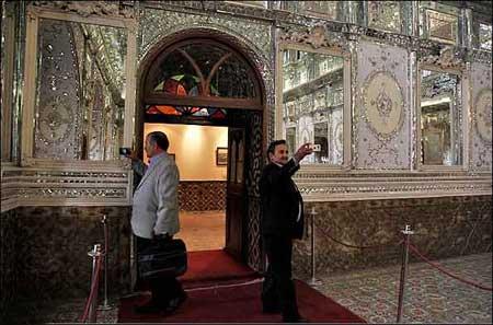 بنای تاریخی شمس العماره تصاویرر