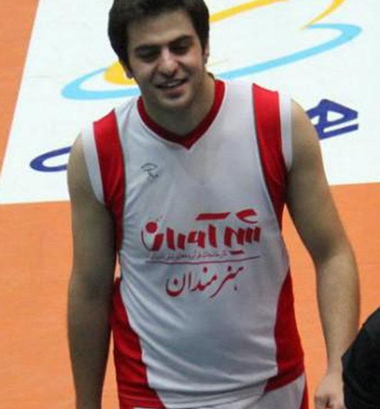عکسهای ورزشی علی ضیا