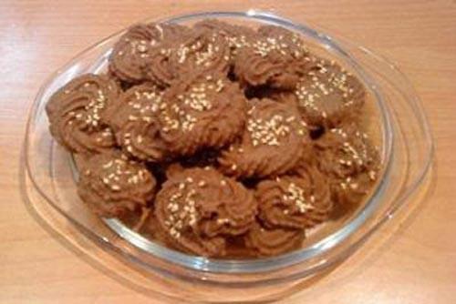 شیرینی شکلاتی مخصوص عید نوروز