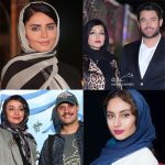 شام خصوصی برگزیدگان جشن حافظ با حضور چهره ها