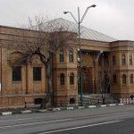 دیوارکشی مقابل ساختمان مجلس رسما متوقف شد