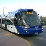 اتوبوسی با ظرفیت ۱۲۰۰ مسافر در چین