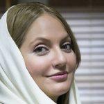 پوشش چادری و محجوب مهناز افشار در گلشیفته