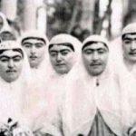 دختران قاجار در فشن شوی برند مشهور جهانی