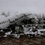 پاسخ به شایعه زنده بودن مسافران هواپیما