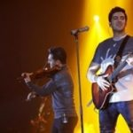حضور فرزاد فرزین خواننده سرشناس در هتل پرسپولیسیها