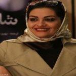 لیلا ایرانی؛ بازیگر سینما و تلویزیون، به همراه دخترش