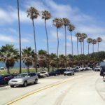 خودروی آمریکایی با پلاک ایرانی در کالیفرنیا