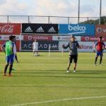 اولین تصاویر از تمرین تیم ملی فوتبال کشورمان در استانبول