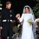 زن ایرانی مهمان عروسی مگان و هری کیست ؟