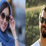 عکس یادگاری بهرام رادان و بهاره کیان افشار با کی روش و تیم ملی