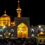 انفجار بمب در حرم امام رضا (ع) در مشهد