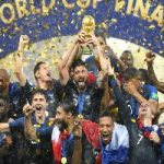 داور فینال جام جهانی در آغوش خانم کیتاروویچ /خوب شد فغانی داور نشد!