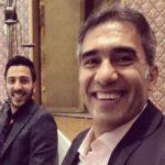 احمدرضا عابدزاده درحال جمع آوری کمک از ایرانیان مقیم آمریکا!