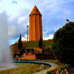 گنبد کاووس ;جاذبههای گردشگری و طبیعی بسیار زیبای شهر زیبا+تصاویر