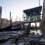 شهر ونیز بدون آب ,جاذبه ای پرطرفدار درحال نابودی+تصاویر