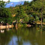 دریاچه شورمست تنها دریاچه طبیعی و زیبای سوادکوه + تصاویر