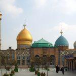 حرم عبدالعظیم حسنی (ع )محبوب ترین گردشگری مذهبی ری + تصاویر