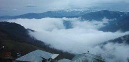 آشنایی با طبیعت سیاه رودبار در علی آباد کتول