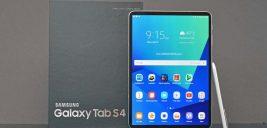 مشخصات تبلت سامسونگ Galaxy Tab S4 فاش شد