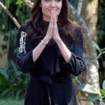 افتتاحیه فیلم جدید آنجلینا جولی با همراهی فرزندانش در کشور کامبوج +عکس