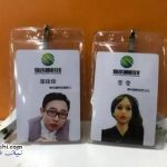 همسر عجیب و ایده آل این مهندس چینی را ببینید! +عکس