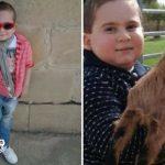 اختلال هورمونی نادر پسربچه 7 ساله و شرکت او در مسابقه برای زنده ماندن! + عکس