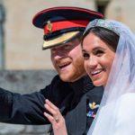 ازدواج پرنس هری و مگان مارکل با حضور ستاره ها