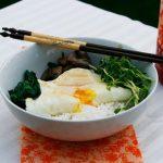 طرز تهیه خوراک برنج با چغندر برگی