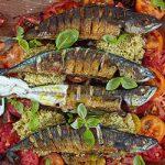 طرز تهیه ماهی ماکرل