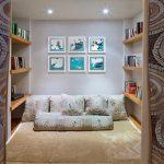 دکوراسیون خانه کایرا نایتلی هنرپیشه هالیوودی +تصاویر
