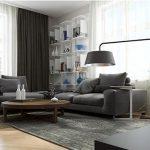 زیباترین دکوراسیون برای آپارتمانهای زیر 50 متر + تصاویر