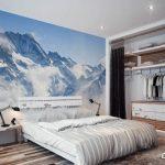 قرار دادن تخت خواب در اتاق خواب +تصاویر