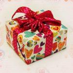 آموزش گره زدن جعبه کادو با روبان بسیار ساده + تصاویر