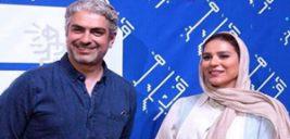 اکران فیلم سینمایی چهارراه استانبول با حضور سحر دولتشاهی و مهدی پاکدل!