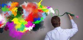 هنردرمانی، استفاده از مصالح هنری برای ابراز و بازتاب شخص است