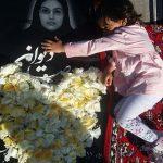 تصاویر خداحافظی تلخ روژان از مادرش که قربانی بیمبالاتی پزشک شد