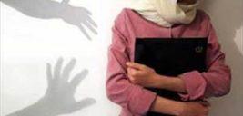 حمله وحشیانه جوان بی رحم به دختر دبیرستانی در خیابان خلوت +عکس
