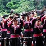 موهای بلند زنان قبیله یائوی چین چه رازی دارد؟!