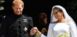 مراسم عروسی شاهزاده هری و مگان مارکل!