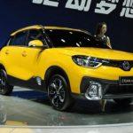 خودرو فنگشن AX4 و نمایش کراس هاچبک در شانگهای + تصاویر