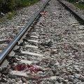 اولین تصویر از واژگونی قطار باری در نیشابور