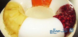 دسر ژله ای زیبا ویژه مهمانی های افطار!+عکس