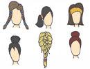 پیچیدگیهای شخصیت فرد مورد علاقهتان از روی مدل و آرایش موهای او بشناسید