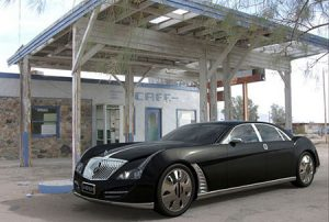 ناتالیا گران ترین ماشین جهان است+ تصاویر