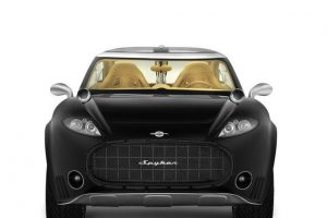 زیباترین و شیک ترین خودروی شاسی بلند دنیا+تصاویر