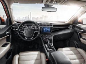 رونمایی رسمی از خودرو ام جی GS در مشهد +تصاویر