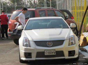 ماشین های لوکس فوتبالیست های ایرانی + تصاویر